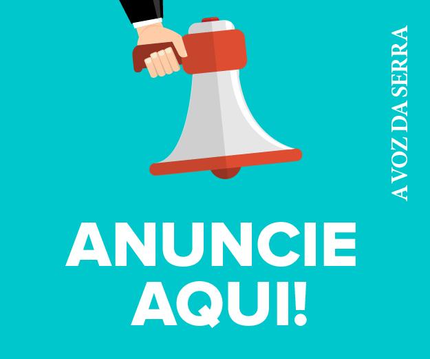 Anuncie no Jornal A Voz da Serra