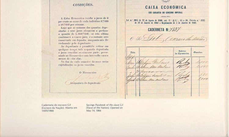 Caderneta de poupança faz 160 anos