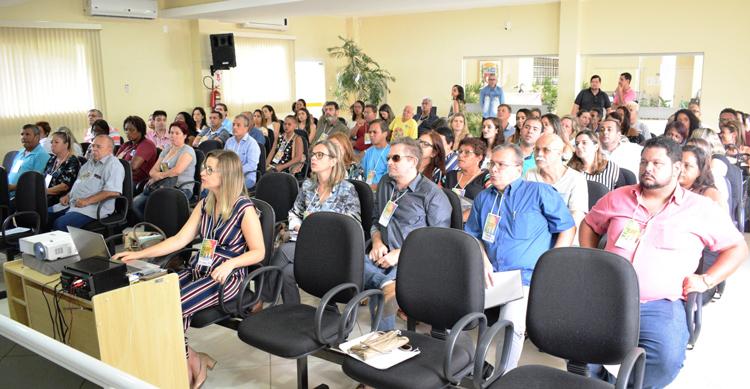 A eleição do Conselho de Saúde ocorreu durante a conferência na Câmara de Vereadores (Foto: Divulgação)