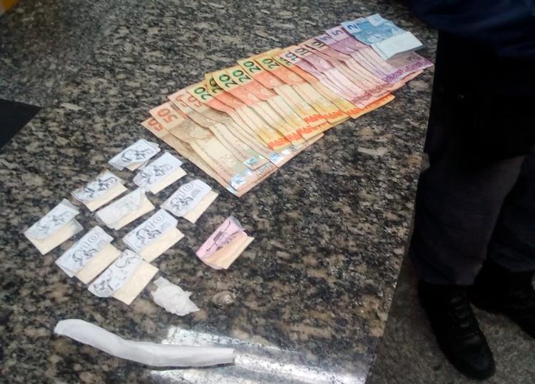 Drogas em Campo do Coelho (Fotos: 11ºBPM)
