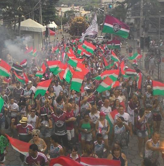 Desfile deste ano do Máquina Tricolor vai homenagear a conquista da Taça Olímpica