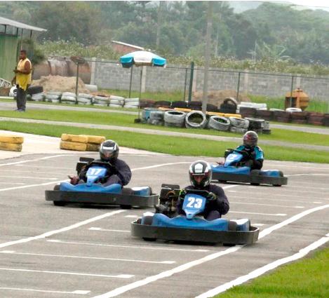 Seletiva e 1ª etapa abrem o Campeonato  Friburguense de Kart Amador