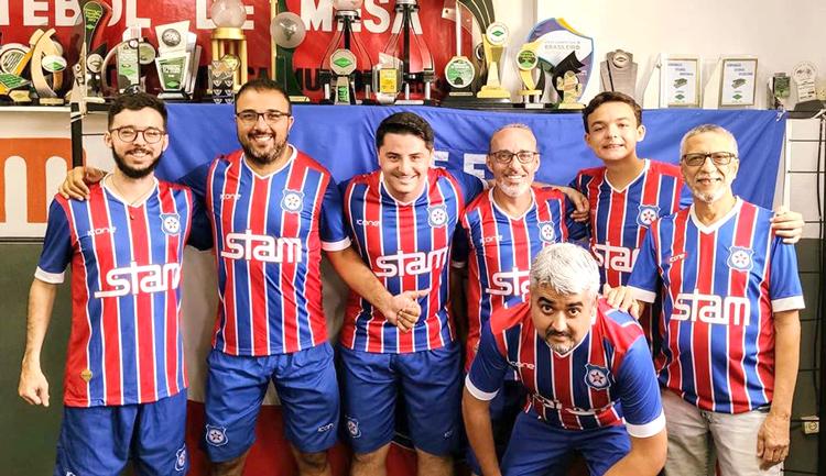 Tricolor da Serra larga na frente e estreia com boa vitória na Taça Guanabara