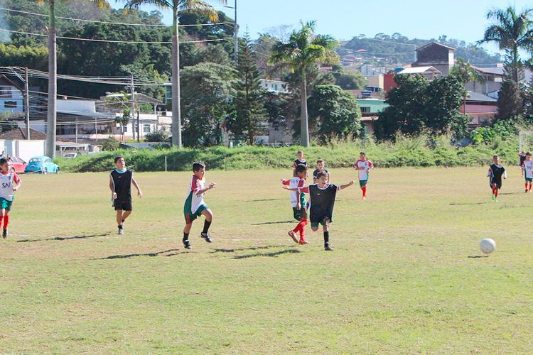 Clube inicia as participações nos campeonatos de base em 2020 (Fotos:  Ascom/NFFC)