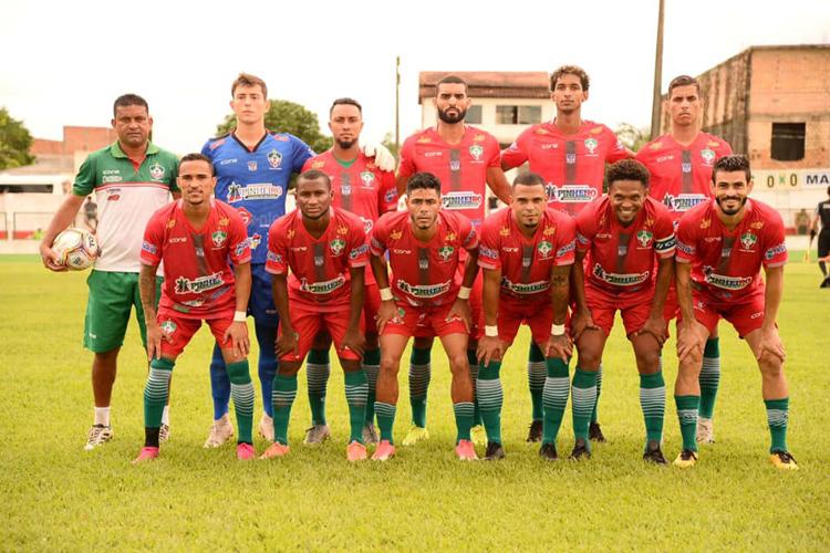 A equipe do Pinheiros maranhense