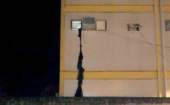 Homem detido tenta fugir da 151ª DP com corda improvisada