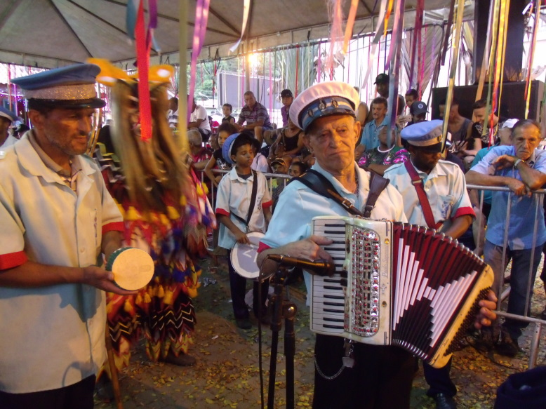 Distrito de Monnerat sedia o 30º Encontro de Folias de Reis