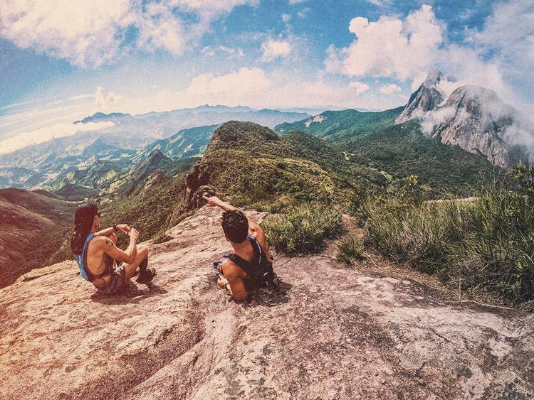 Parque Estadual dos Três Picos - Pedra Cabeça do Dragão (Fotos: Divulgação)