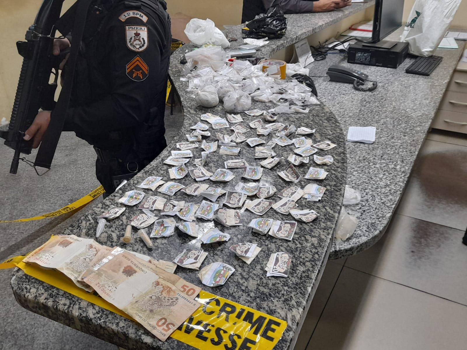 PM de Friburgo faz novas operações de asfixia ao tráfico de drogas