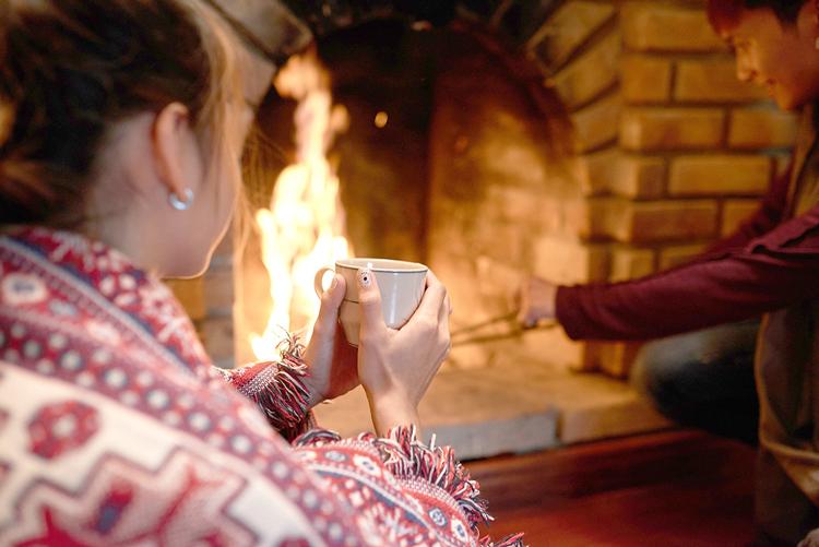 Espante o frio com o calorzinho das lareiras