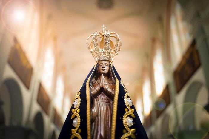 Confira a programação religiosa do Dia de Nossa Senhora Aparecida, nesta terça