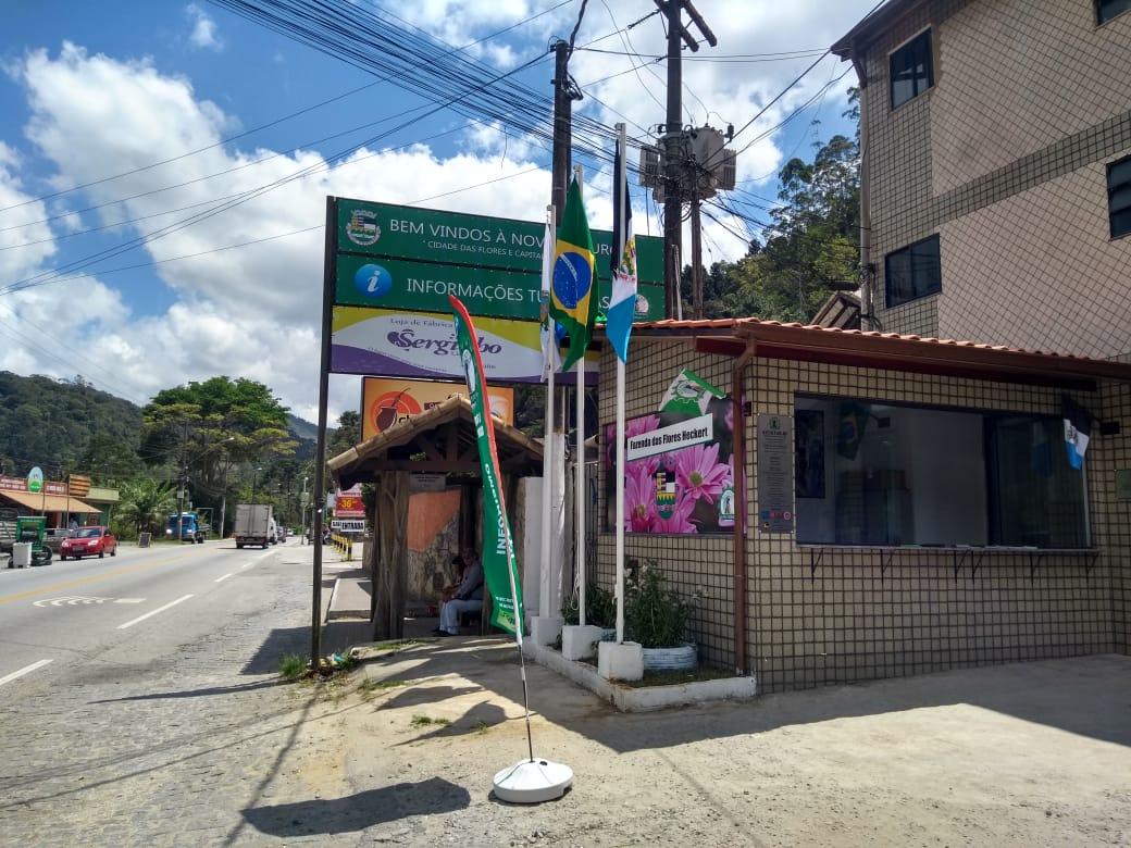 A nova sede da Associação dos Guias de Turismo (Fotos: Divulgação)