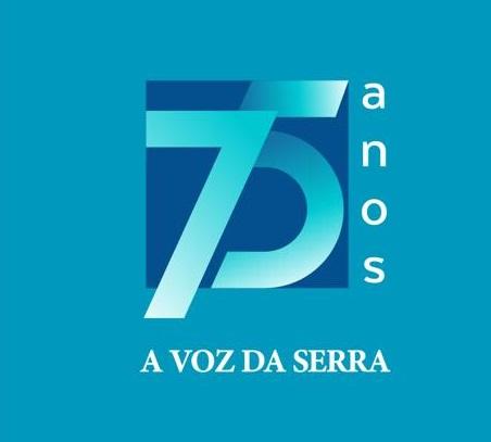 A logo dos 75 anos