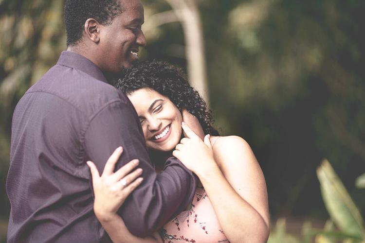 Felipe e Karine: realizando juntos o mesmo sonho (Arquivo pessoal)