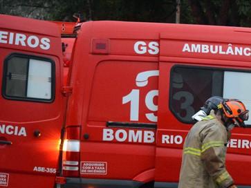 Motoboy morre em acidente na RJ-116