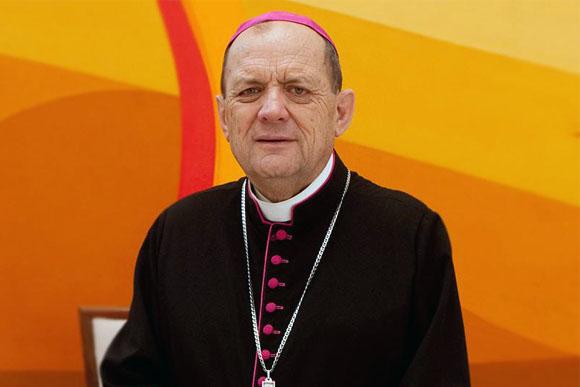 O novo Administrador Apostólico, o gaúcho Dom Paulo Antonio De Conto (Divulgação)