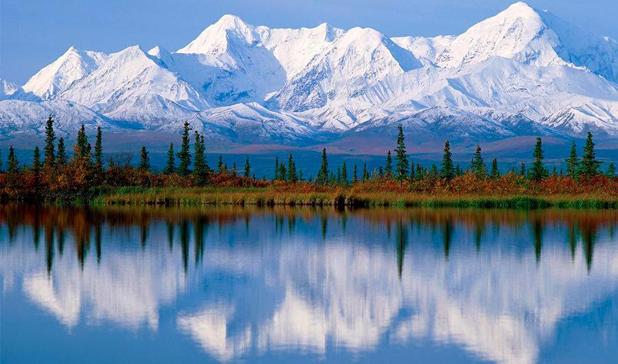 Verão no Alasca (Reprodução da web)