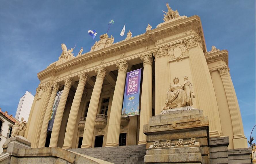 A Alerj, sede do Legislativo estadual: só um parlamentar da Região Serrana (Arquivo AVS)