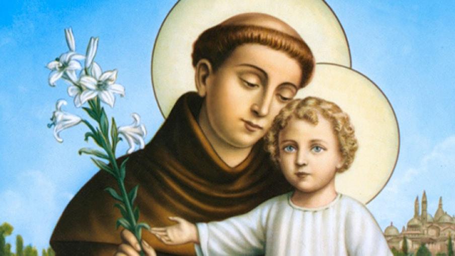 Neste domingo, o Dia de Santo Antônio, o casamenteiro