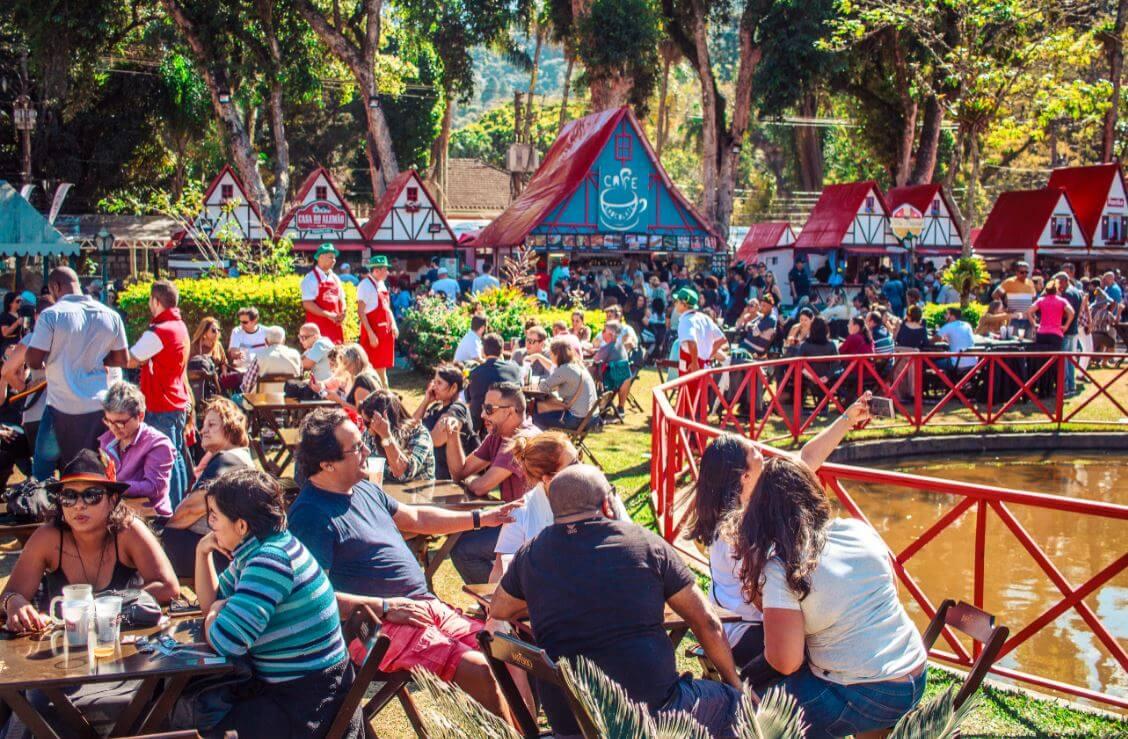 A Bauernsfest (Foto: Sou Petrópolis)