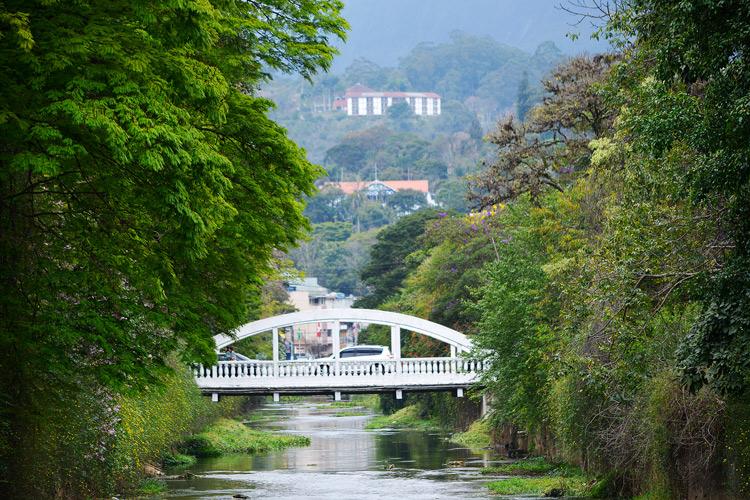 O Rio Bengalas (Arquivo AVS/ Henrique Pinheiro)