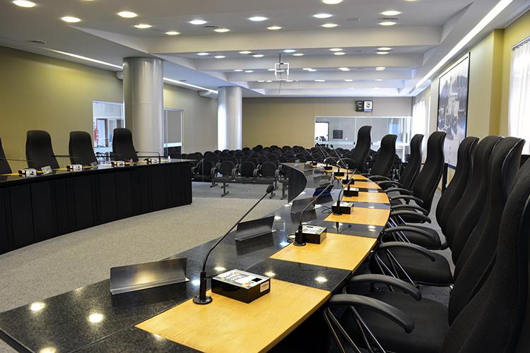 A Câmara dos Vereadores de Nova Friburgo (Arquivo AVS/ Henrique Pinheiro)