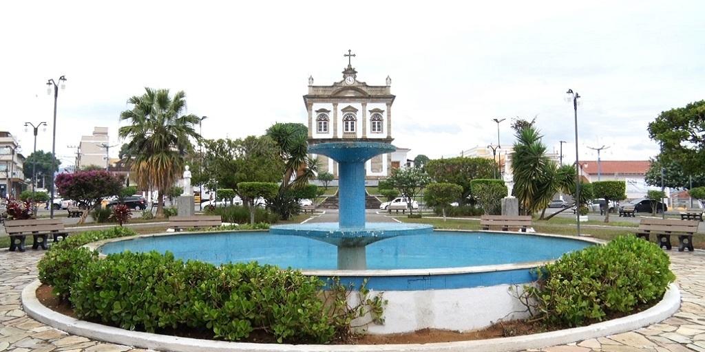 O município de Carmo (Reprodução da web)