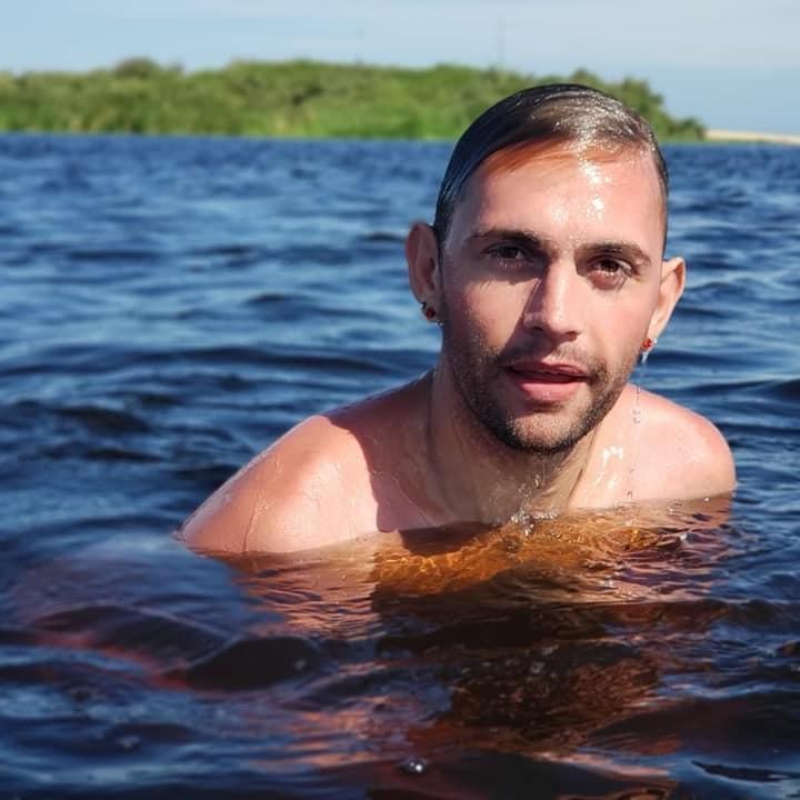 Leandro Louback: vítima do próprio irmão (Arquivo AVS)