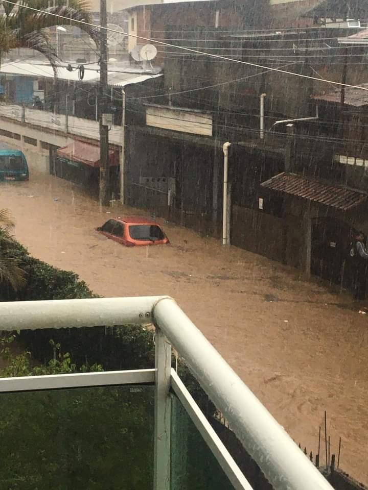 Alerta da Defesa Civil: verão friburguense deverá ser de muita chuva