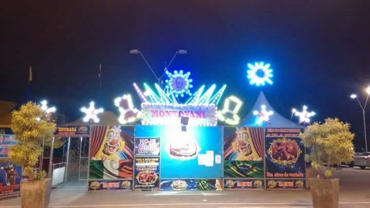 Circo terá sessão especial para crianças assistidas nesta quarta