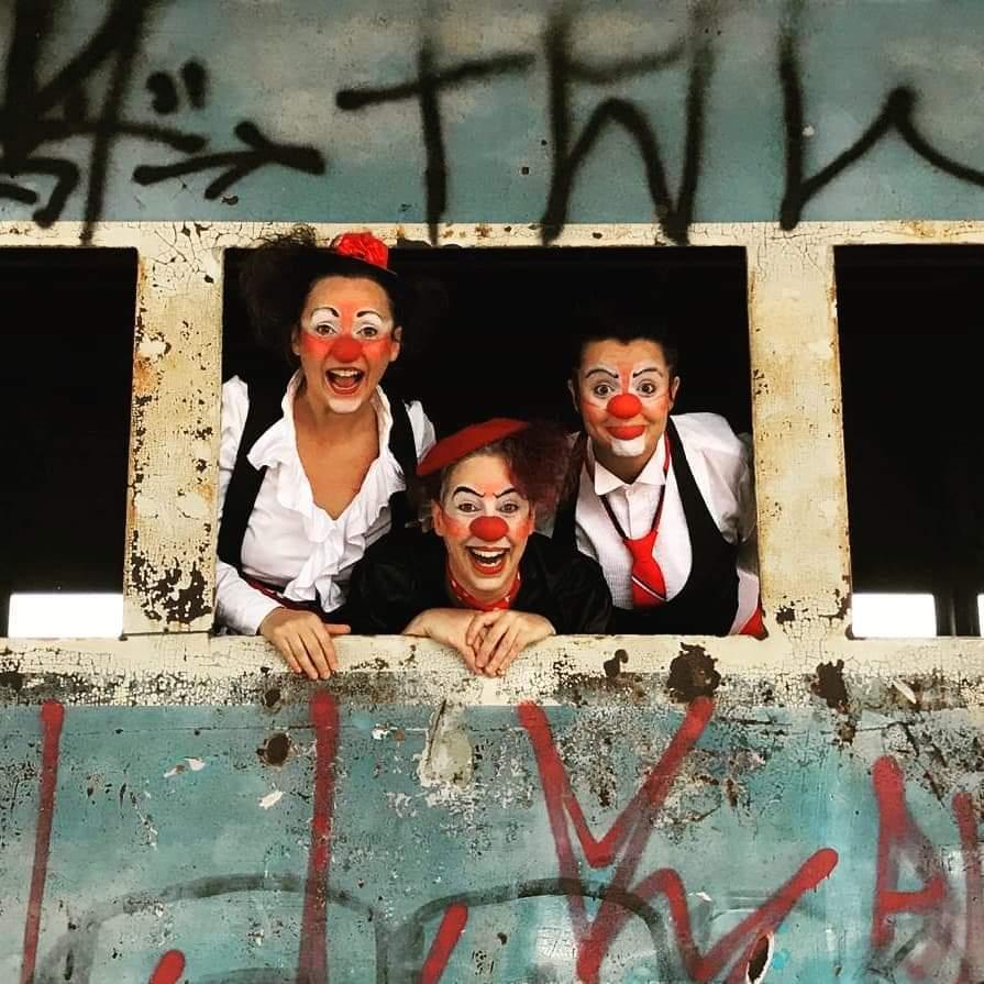 Circo di SóLadies é uma das atrações