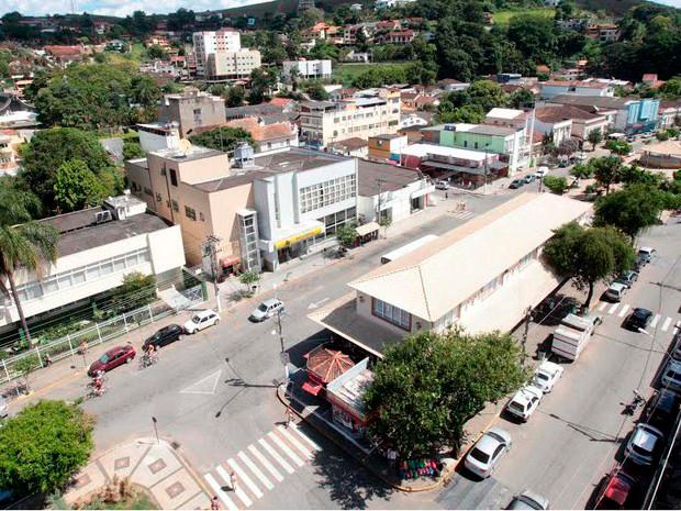 A cidade de Cordeiro (Arquivo AVS)