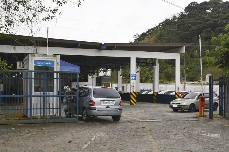 O Detran de Nova  Friburgo (Arquivo AVS/ Henrique Pinheiro)