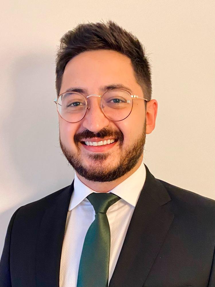 O novo secretário municipal de Obras,  Bernardo Verly