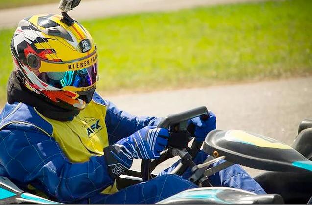 Kleber Tavares participa pelo segundo ano consecutivo e tenta melhorar o 20º lugar de 2019 (Fotos: Ariane Zebende)