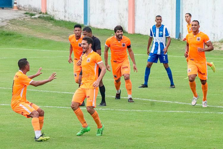 Nova Iguaçu chega forte às semifinais do primeiro turno da Série B1