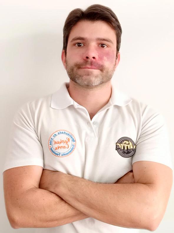 Friburguense está entre os dez melhores personal trainers do Brasil