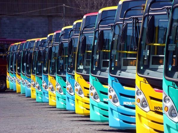 Faol reduz horários de ônibus por causa das férias escolares