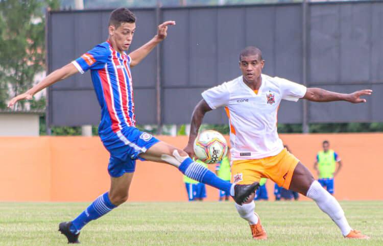 Frizão de Diogo Alves encara novo desafio pelo Grupo X do Carioca