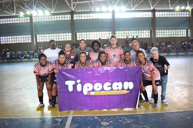 Equipe de Cantagalo superou Teresópolis nos pênaltis, e levou o título da Copa Feminina