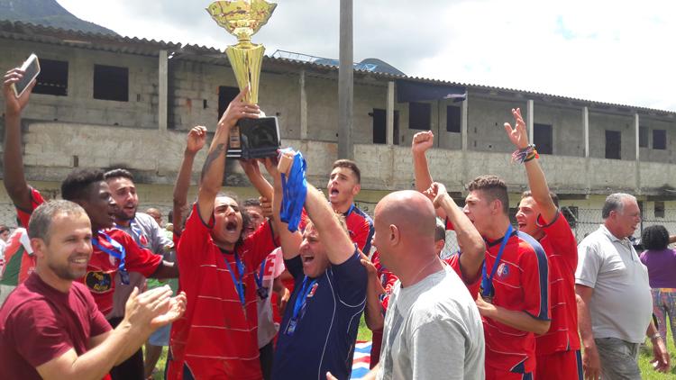 Festa do Varginha no ano passado: cinco equipes brigam pela taça em 2018
