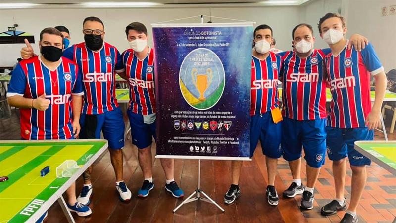 AFFM / Friburguense teve participação destacada e o terceiro lugar geral entre equipes