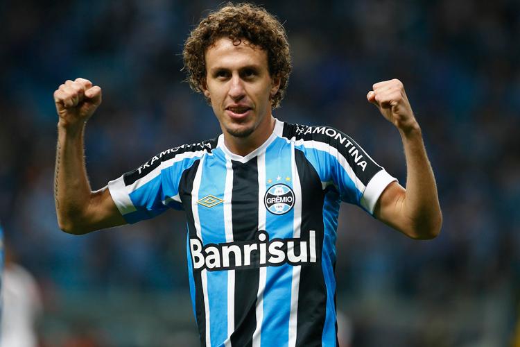 Galhardo volta ao Grêmio, clube onde viveu uma das melhores fases da carreira