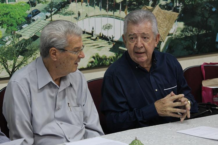 Bachini e Juca lideram os conselhos diretor e deliberativo do Nova Friburgo F.C.