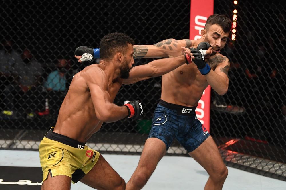 Edson Barboza volta a lutar pelo UFC em busca de mais uma vitória pela organização