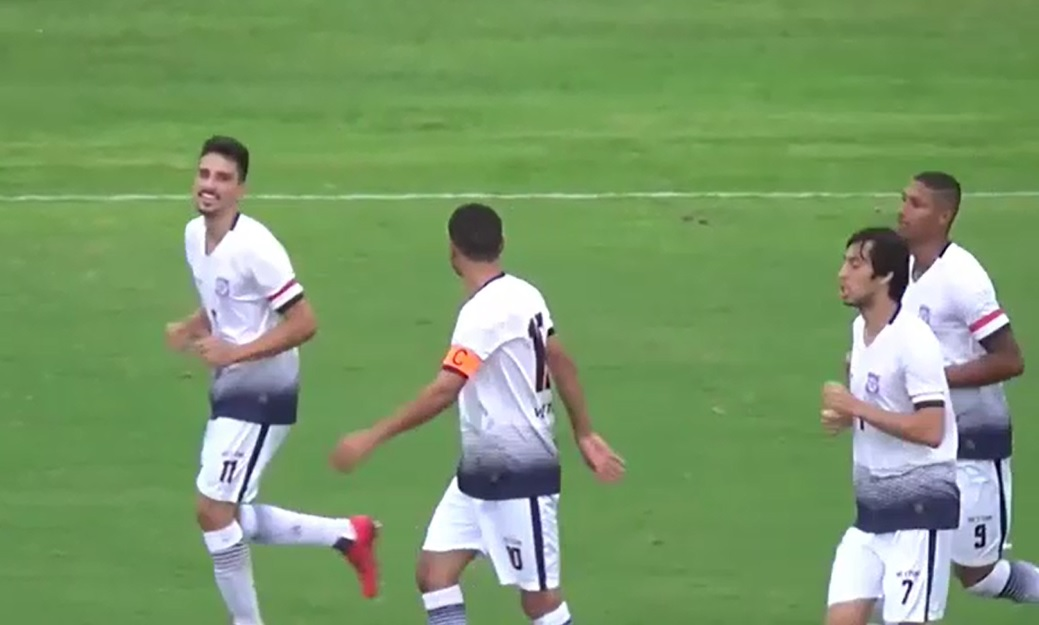 Frizão e Angra empatam em 1x1 ao fim de jogo tenso e catimbado