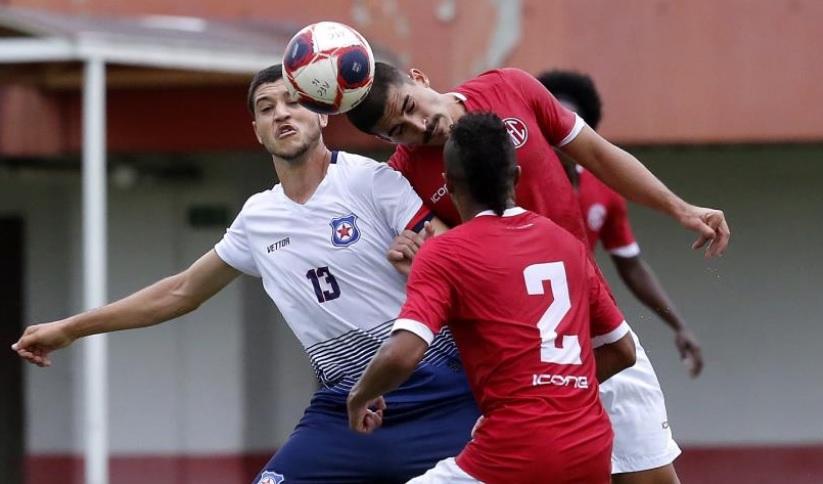 Repleto de garotos, Frizão busca empate com o América no Rio