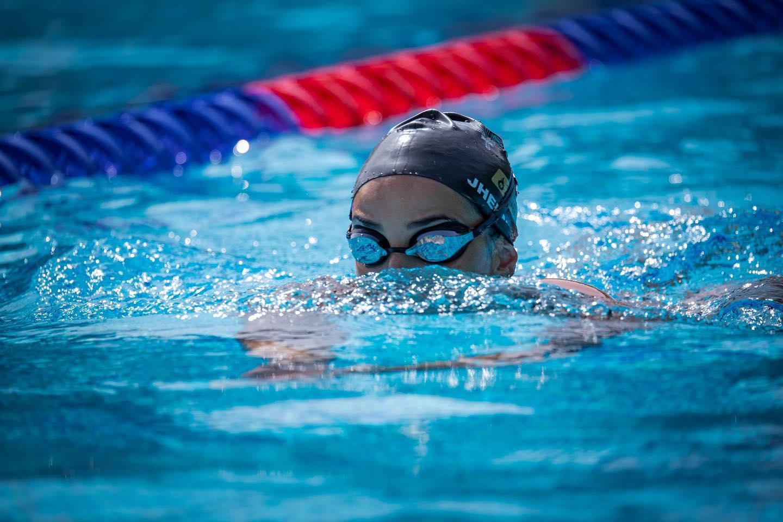 Competição foi realizada na piscina da Associação Bauruense de Desportos Aquáticos