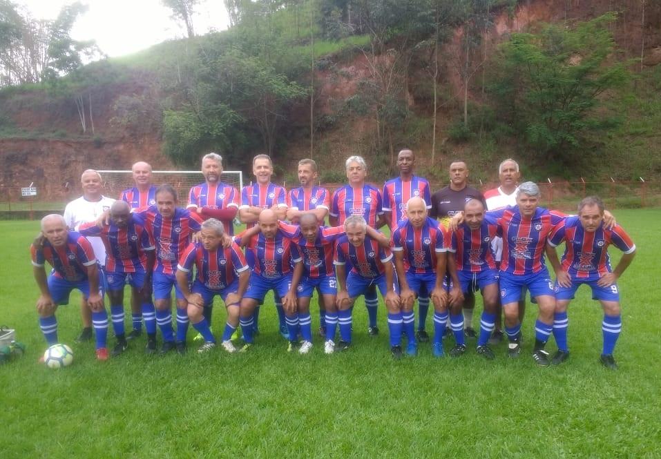 Máster do Friburguense participa da Copa do Mundo de Futebol Amador