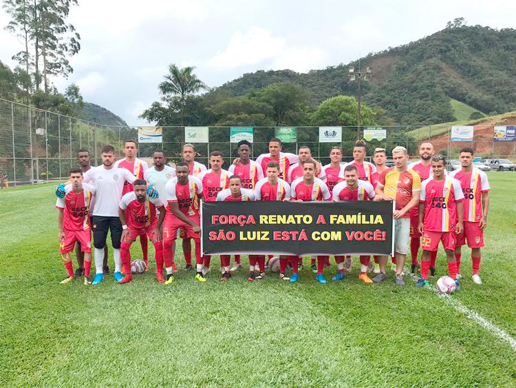 São Luiz é um dos times envolvidos no retorno do Campeonato da Cidade